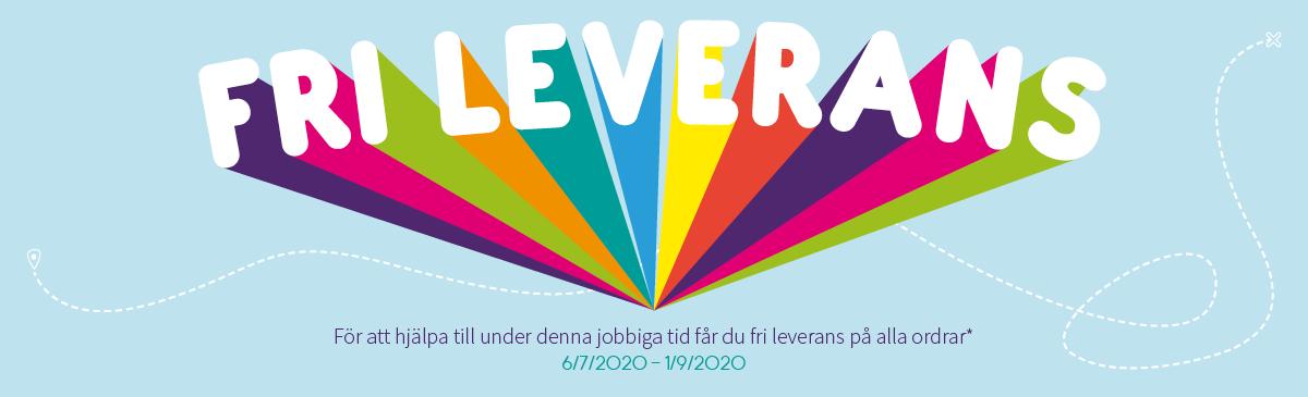 Fri Leverans - Förlängt