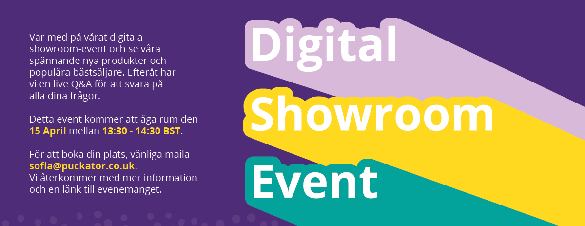 Digital Showroom Event