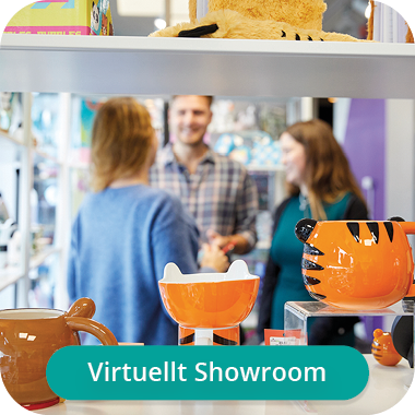 Virtuellt Showroom